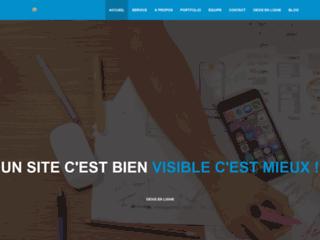 Agence Mokrini Web