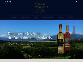 vins des Molards