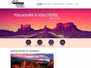 Détails : Agence de voyages - services personnalisé