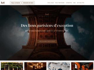 Détails : Privatisation de lieux d'exception à Paris