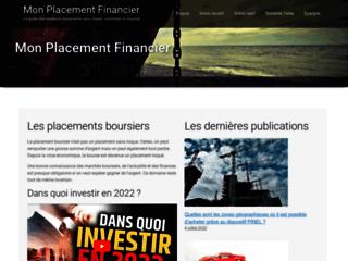 Le Guide Mon Placement Financier