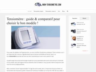 Détails : Choisir un bon modèle de tensiomètre