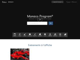 Monaco Program : L'agenda de tous les événements de la principauté !