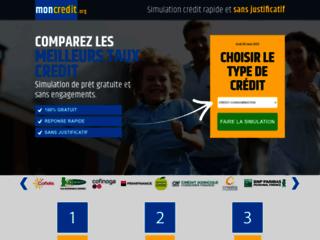 Détails : Crédit en ligne au meilleur taux