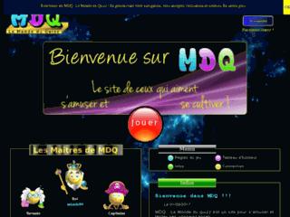 MDQ - Le Monde du Quizz