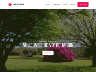 Entreprise de jardinage Grégoire Monfort