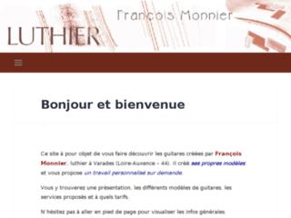 Francois Monnier luthier miniature par robothumb.com