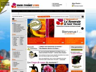 Rosiers bio et anciens, vente de rosiers bio et anciens