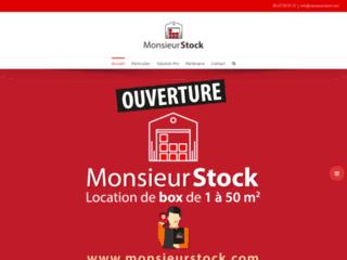 Location Box de stockage, Garde meubles à Cherbourg