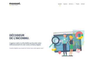 Agence web de création