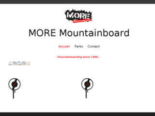 More Mountainboard