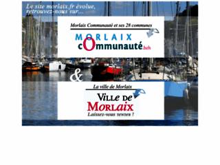 Portail officiel du Pays de Morlaix
