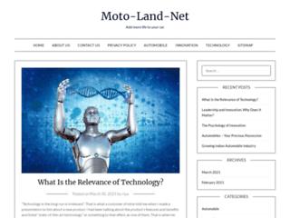Moto-land-net