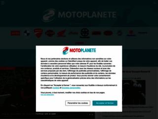 MOTO PLANETE