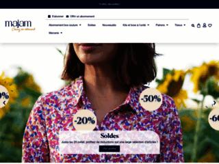 Mouna Sew, Kit et Patron Couture