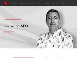 Détails : Consultant SEO Expert Référencement Google Montréal | Mozalami
