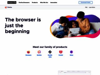Info: Scheda e opinioni degli utenti : Il browser web Firefox in italiano - Più veloce, sicuro e personalizzabile