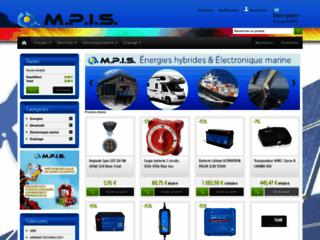 Détails : Produits d'électronique marine