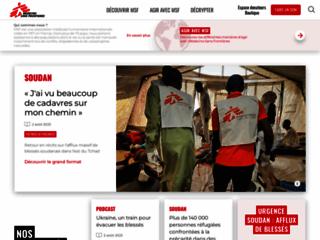 MÉDECINS SANS FRONTÈRES