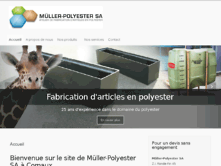 Müller Polyester (Cornaux, Suisse)