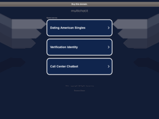 Info: Scheda e opinioni degli utenti : Chat Gratis Senza Registrazione - MultiChat - Chatta Free