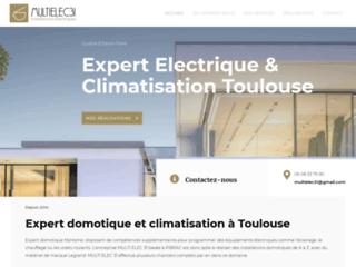 Détails : Installation de climatisation et électricité à Toulouse