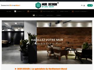 Vente en ligne des panneaux muraux 3D