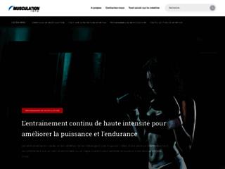Détails : Musculation info