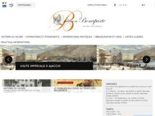 Musée de la Maison Bonaparte à Ajaccio