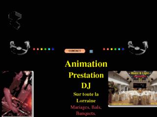 Dj animateur music & light en lorraine 54