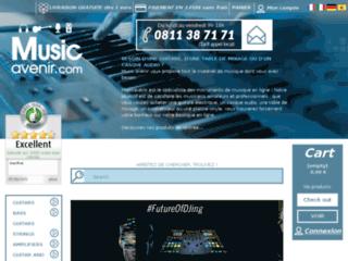 Détails : Comment choisir sa guitare électrique ? musicavenir.com