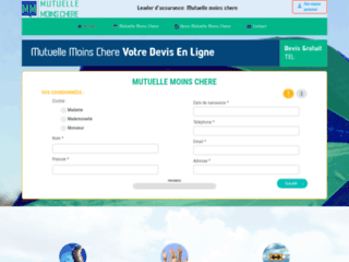 Mutuelle moins chere