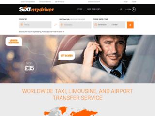 Réserver un taxi pour un transfert d'aéroport en île de france