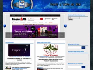 Capture du site http://www.my-news.fr