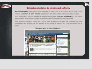 Capture du site http://my-services.fr