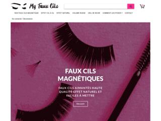 Détails : My Faux Cils: collection de faux cils magnétiques