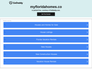 My Florida Homes.Co