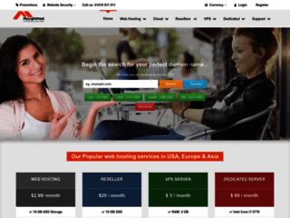MyLightHost : cPanel VPS, Dedicated Servers, Reseller and shared hosting service