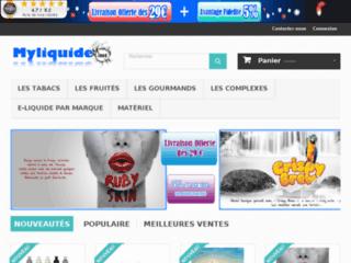 E-liquide pas cher