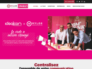 Détails : Mylor communication