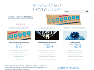 My New Stage Photo - Stages de photo num�rique et parcours th�matiques - Nantes, Angers