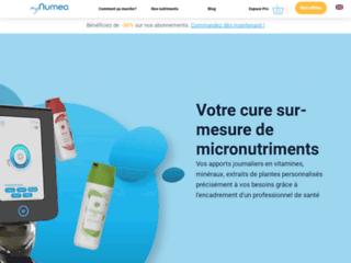 Détails : Votre cure de micronutriments liquides personnalisée