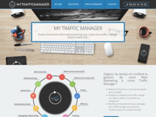 métier trafic manager