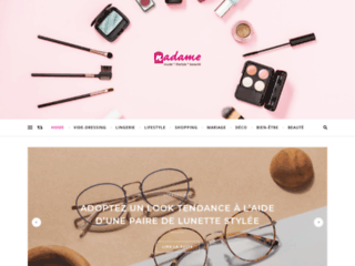 Nadame - blog modeuse parisienne