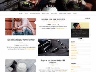 Produits, matériel pour stylisme, soin de l'ongle sur http://www.nailsandco.fr/