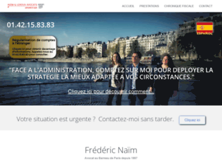Informations droit fiscal