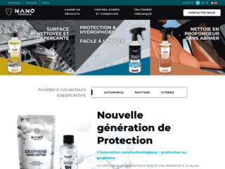 Nano Carapace : Produits nano-technologiques pour véhicules