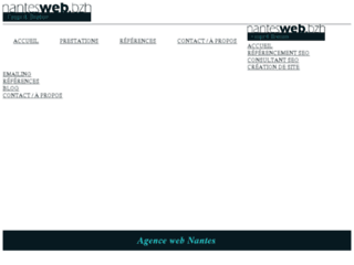 Agence webmarketing Nantes WEB