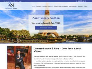 Détails : Avocat en droit fiscal à Paris