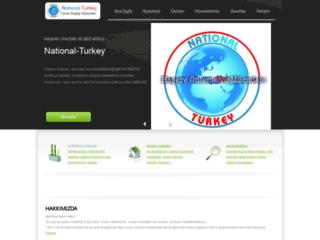 National Turkey Haşere Mücadele Böcek İlaçlama